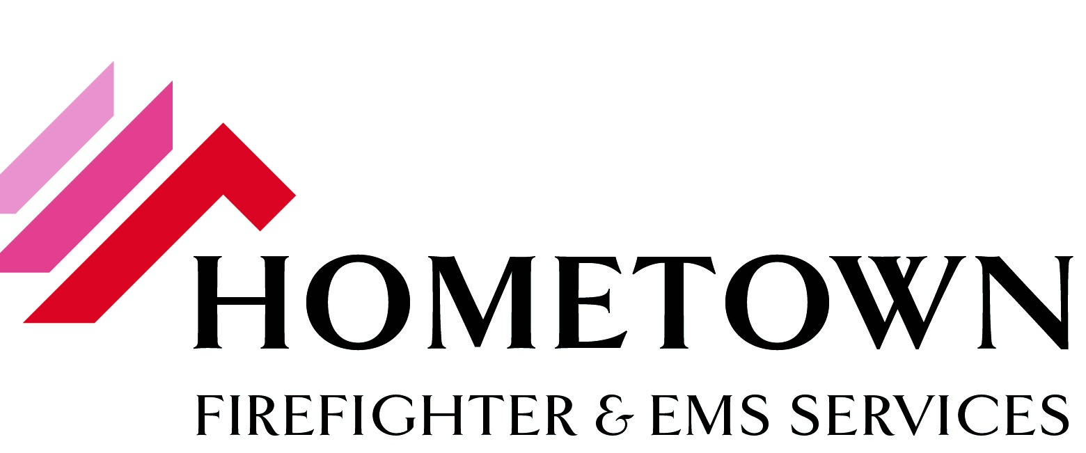 hometown firefighter logo